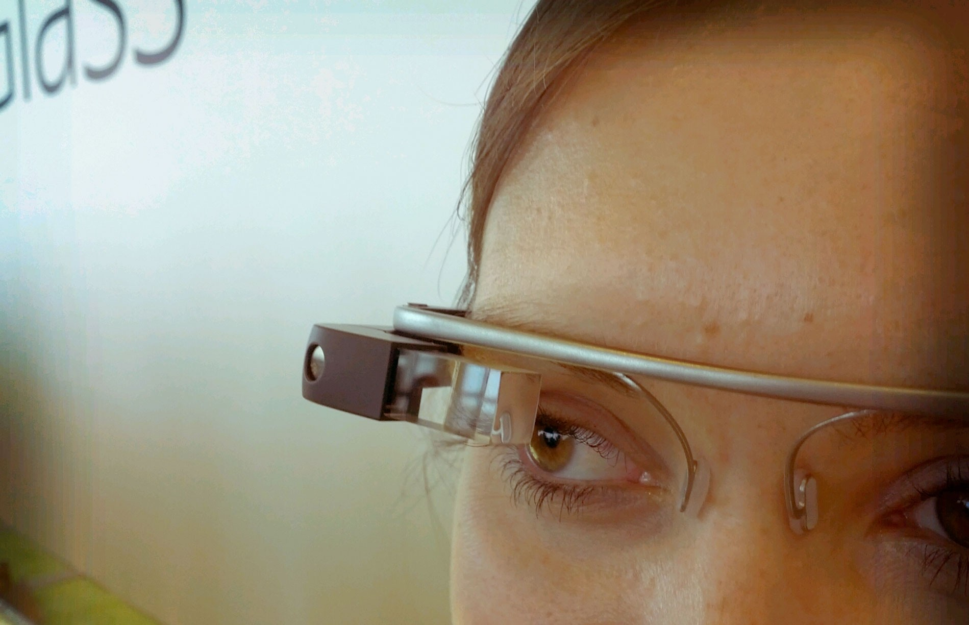 Second Sight Google Glass