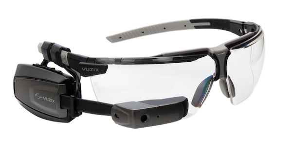 Second Sight: Moving to Vuzix Smart Glasses